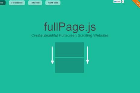 fullpage.js-scrolling-siti-pagina-singola