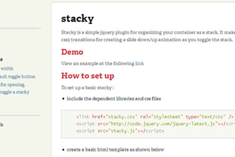 stacky-javascript-css3-plugin