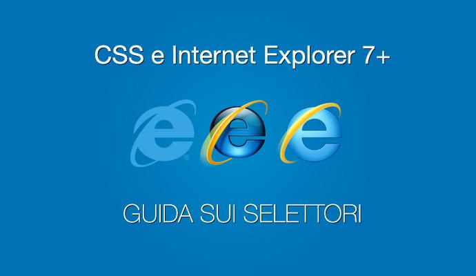 IE7-CSS-selettori-per-Internet-Explorer