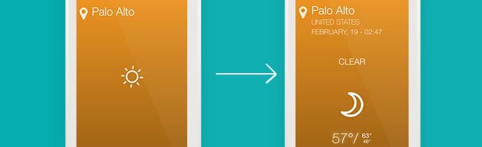 HTML5-render-view