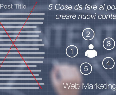 web-marketing-5-cose-da-fare